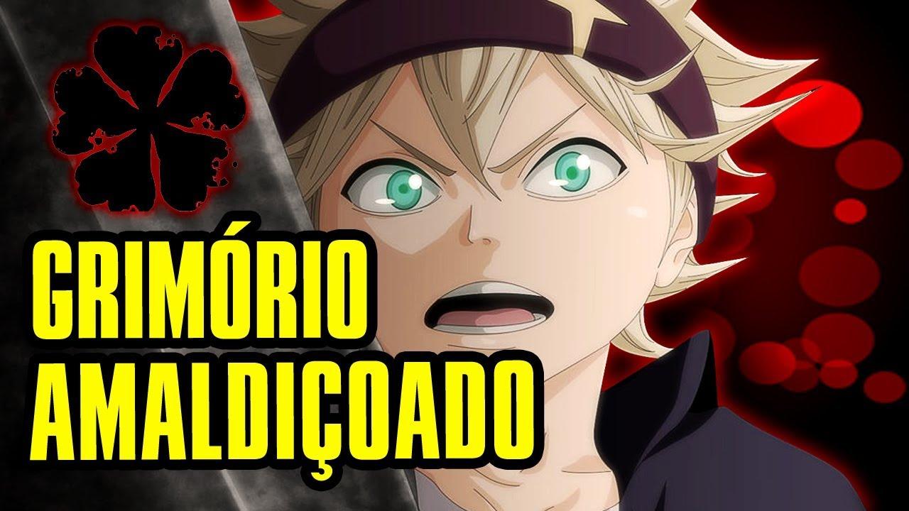 O Grimorio Do Trevo De 5 Folhas Aconteceu Nos Animes 07