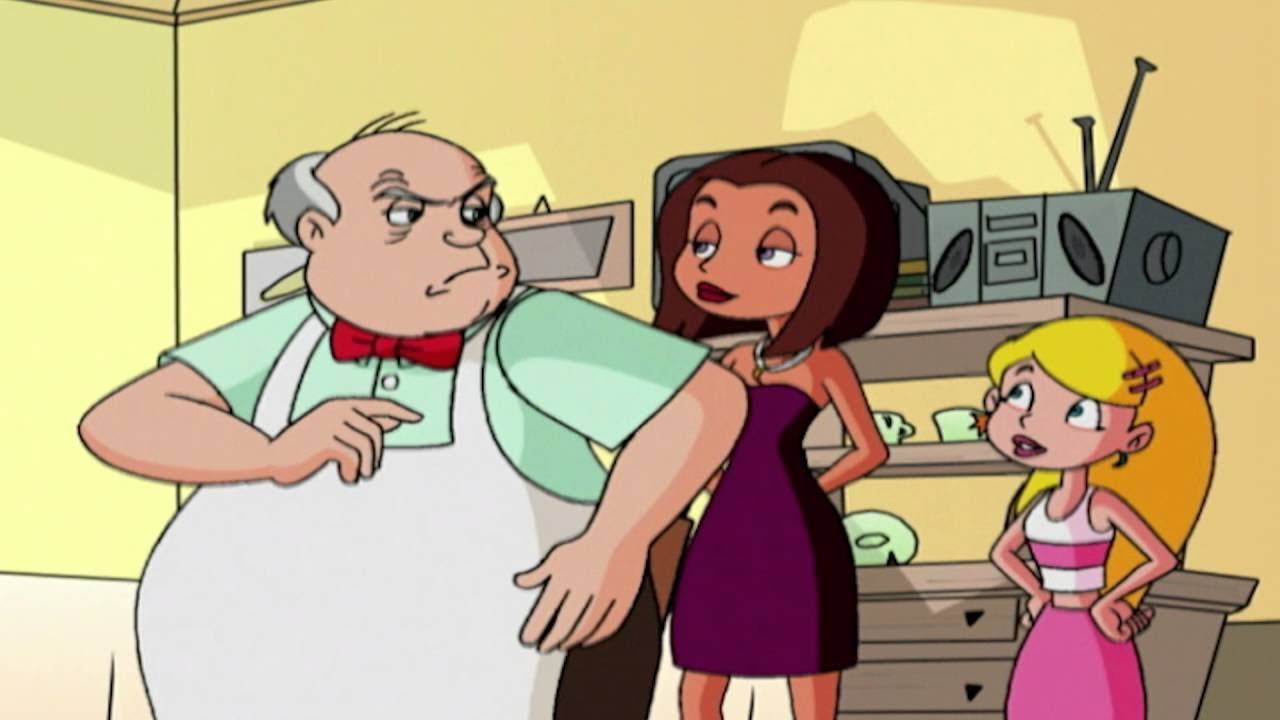 Sabrina the Animated Series 125 - Saturday Night Furor ... Sabrina The Animated Series Zelda