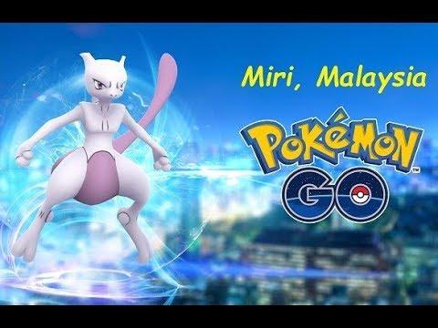 MEWTWO City Fan, Miri, Malaysia 1OCT2017