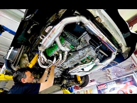 porsche 3.8 engine build