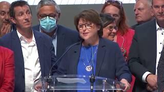 Municipales 2020 : Martine Aubry, Maire De Lille