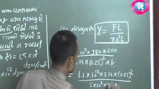 """Physics Lesson 04 """"Ghan Padarthona Yantrik Gundharmo"""" Part-3 (Sem-2 HSC/GSEB)"""