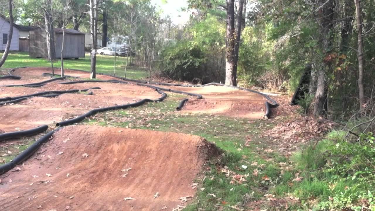 backyard rc track
