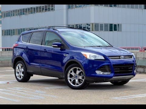 an in depth review of the 2013 ford escape sel youtube. Black Bedroom Furniture Sets. Home Design Ideas