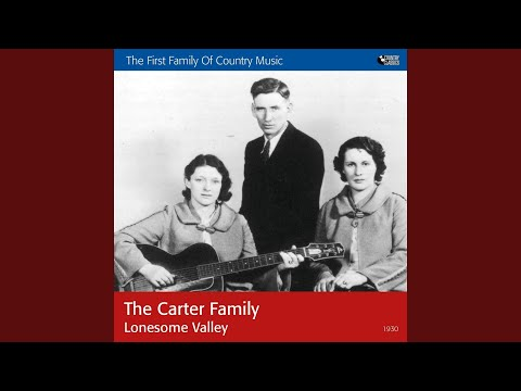 the carter family dying soldier
