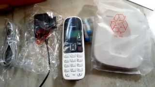 Unboxing Gigaset A490 Cordless Phone (Previously known as 'Siemens')