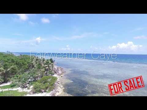 Private Island for Sale, Turneffe Caye Atoll, Belize