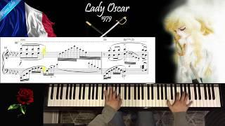 Lady Oscar-Piano Solo Cover