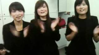tagalog+chinese+cantonese+english=birthday song for Shermi
