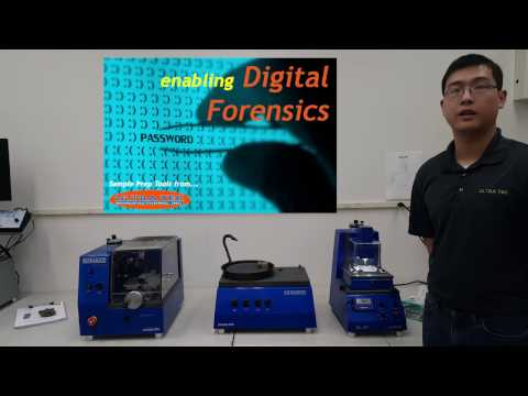 Introduction to Cold Chip-Off Equipment for Digital Forensics -- ULTRA TEC