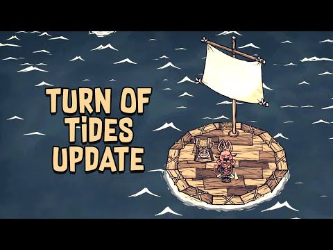 NEW Don't Starve Together Update | Turn Of Tides (Return Of Them Beta) - A Comprehensive Guide
