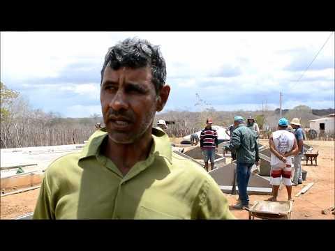 Construção de dessalinizadores Solar no Semiárido Paraibano