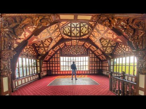 Abandoned Tudor Hotel I Found The Best Room Ever (Abandoned Places)