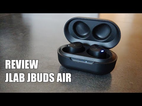 Review Jlab Jbuds Air Nuevos Auriculares inalambricos bluetooth 2019