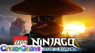 #LEGO #Ninjago Shadow of Ronin Full Game - Best Game for Children