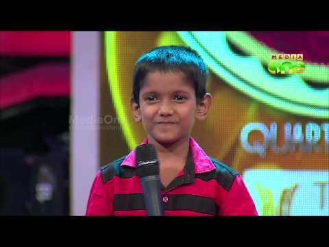 Pathinalam Ravu Season2 (Epi97 Part3) Azad singing 'Othupalliyil annu nammal' song