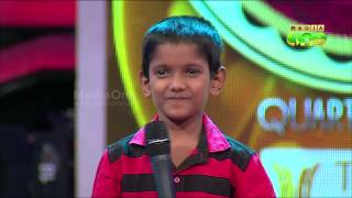 Pathinalam Ravu Season2 (Epi97 Part3) Azad singing