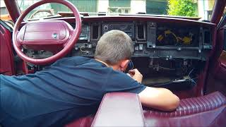 1991 Buick Park Avenue - Dashboard Disassembling