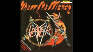 Slayer - Fight Till Death (Show No Mercy Album) (Subtitulos Español)