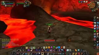 Hunter molten core trąsh solo.