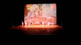 espetáculo Broadway - Mamma Mia