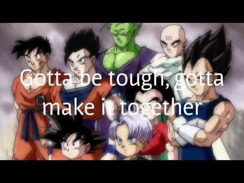 DBZ Kai: The Final Chapters - Never Give Up! (Lyrics)
