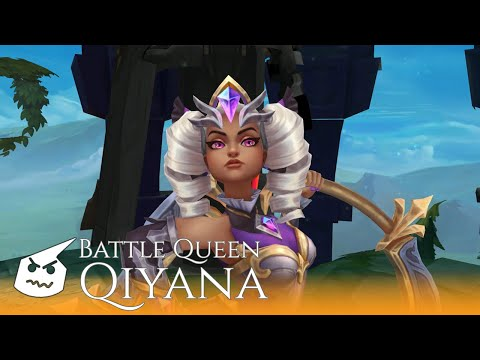 Battle Queen Qiyana.face