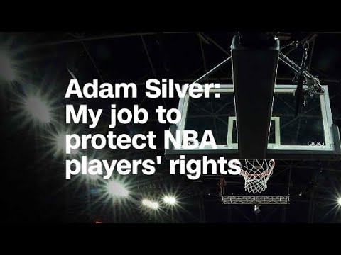 Adam Silver: My job is to protect NBA players' free …