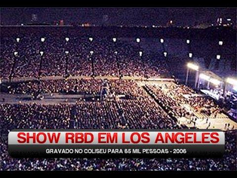 Show RBD Em Los Angeles - Completo