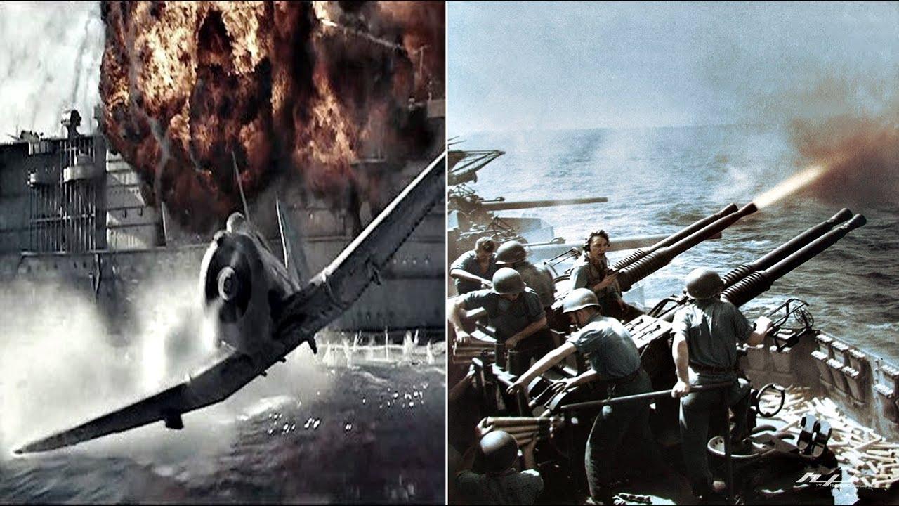 A Brutal aniquilação do comboio japonês na Batalha do mar de Bismarck