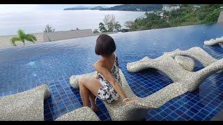 YOU WON'T BELIEVE WHAT'S ABOVE US! (Hyatt Regency, Phuket)