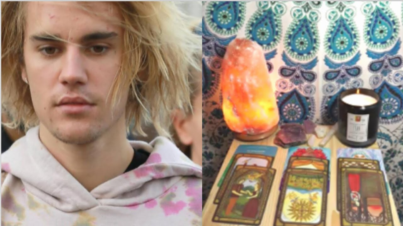 JUSTIN BIEBER PSYCHIC TAROT READING || SPIRITUALITY SUNDAY
