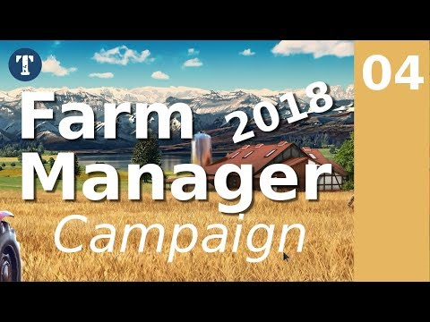 Farm Manager 2018 ~ 4 ~ Weeds, fungus & drought