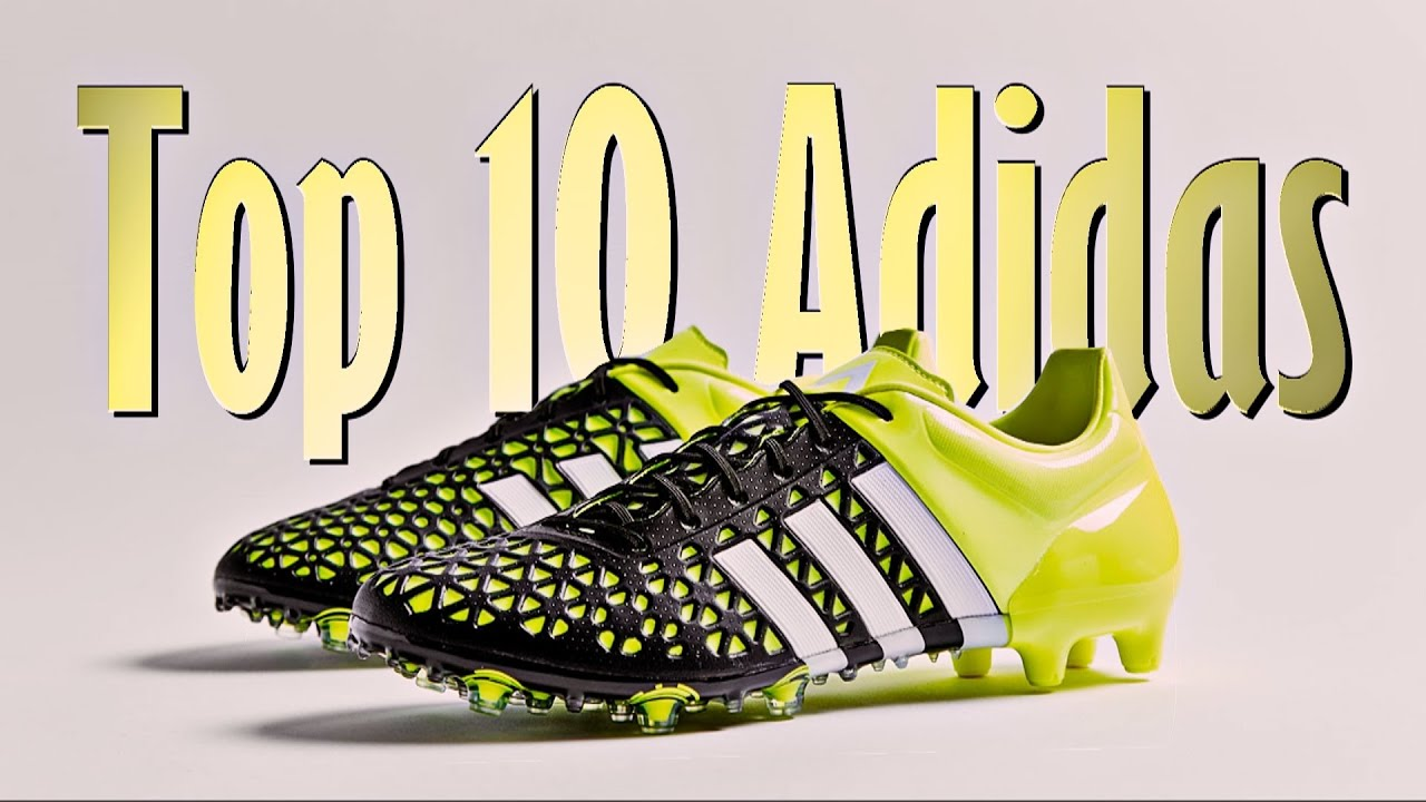 top 10 adidas football boots updated 2015 youtube