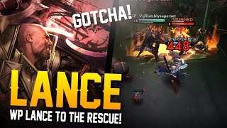 Video Vainglory - Road to Vainglorious [Gold]: WP LANCE TO THE RESCUE! Lance |WP| Jungle Gameplay download MP3, 3GP, MP4, WEBM, AVI, FLV September 2017