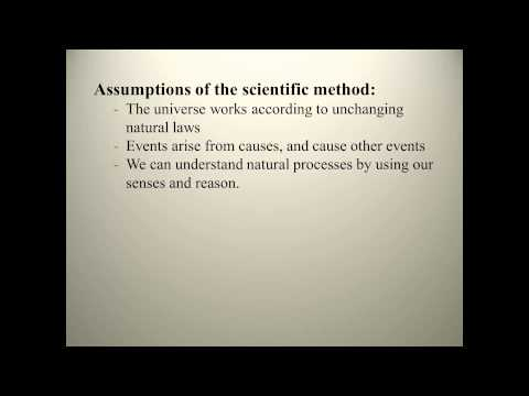 Science and Critical Thinking