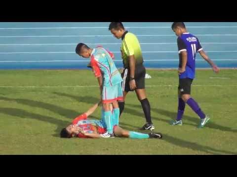 G.Folk Sport On Tour 2017 (Clip 486) 16/11/60 กีฬาสุพรรณบุรี vs ประเทืองทิพย์วิทยา (ถ้วย ก U-16)