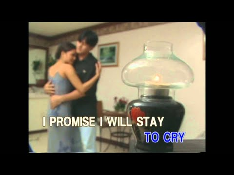 Never  Ever Say Goodbye as popularized by Nonoy Zuñiga Video Karaoke