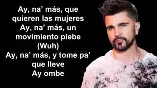 Juanes ft. Lalo Ebratt - La Plata (Letra): EL 10 MOSSI