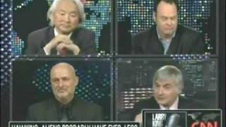 Dr. Michio Kaku, Stephen Hawking, The Extraterrestrial Life Debate (E.T. LIFE FORMS SERIES)
