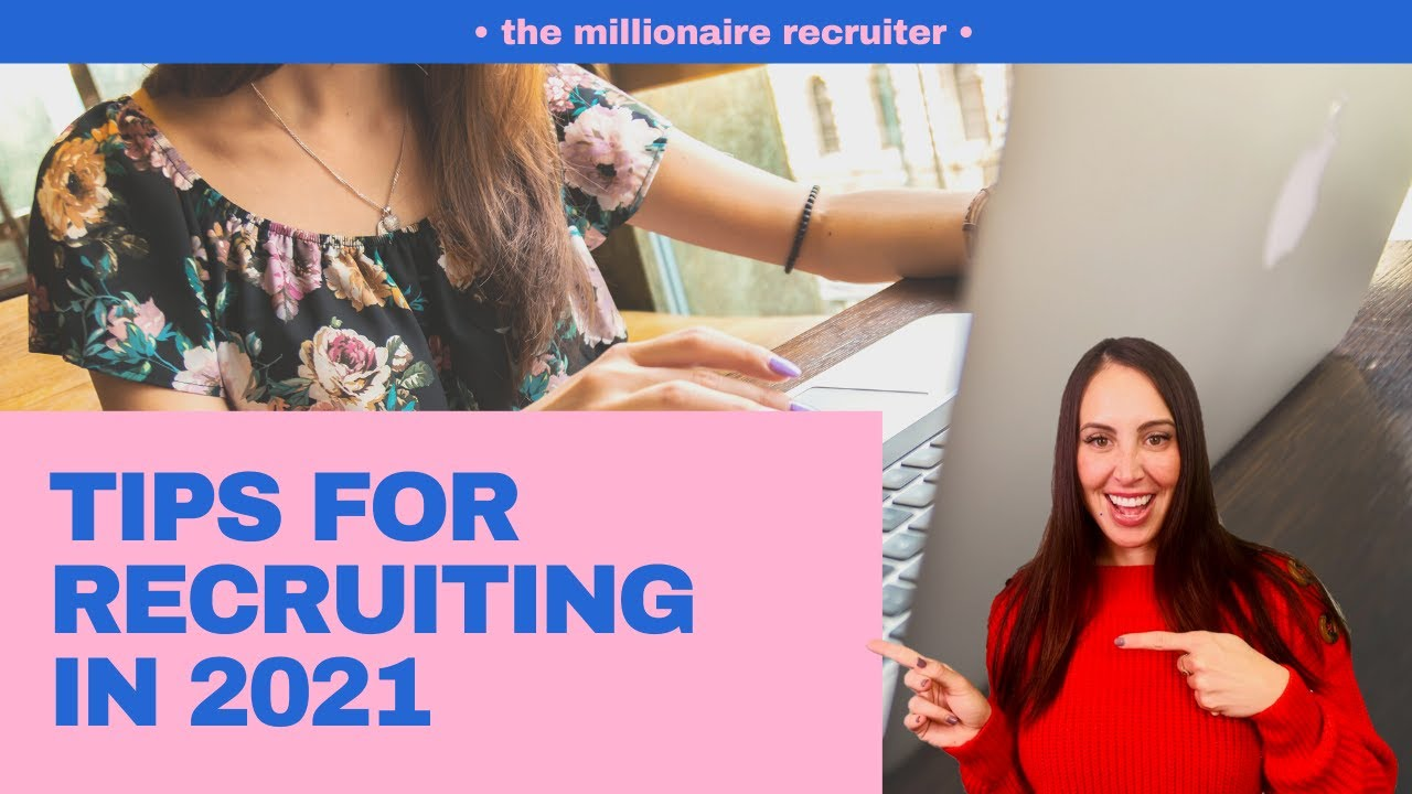 Download Recruiting in 2021 - Tips on Sourcing and Candidates!