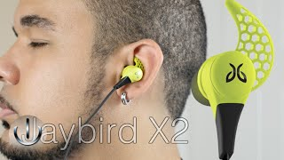Jaybird X2 (Charge) + XFit | Best Wireless Headphones in the World!