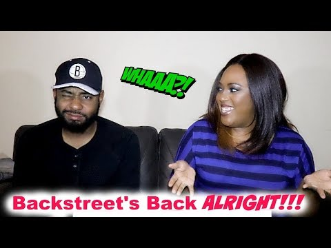 Backstreet Boys - Chances (Official Video) REACTION