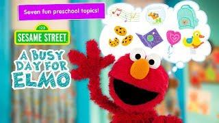 A Busy Day for Elmo: Sesame Street Video Calls (Sesame Street) - Best App For Kids