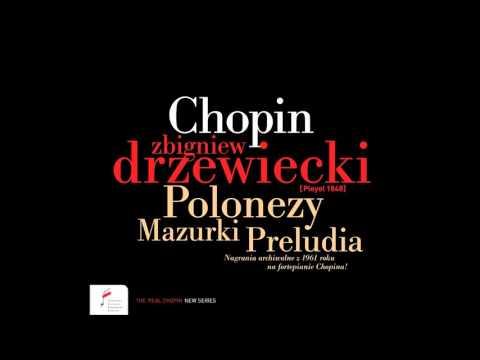 Zbigniew Drzewiecki - Chopin. Polonezy, Mazurki, Preludia