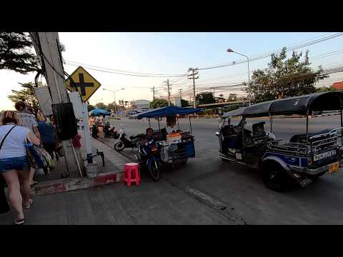 Border Crossing Cambodia - Thailand