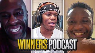 KSI Talks New Album & Fighting Jake Paul [Winner's Podcast #1]