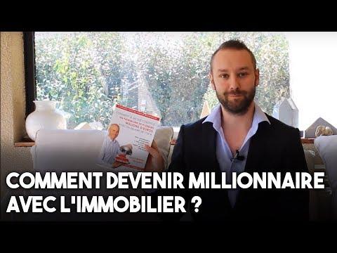 Comment devenir millionnaire avec l'immobilier