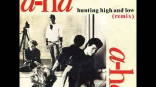 1985. HUNTING HIGH AND LOW. A-HA. EXTENDED REMIX.
