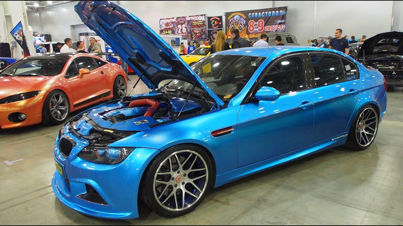BMW 3 Series 90 Sedan Tuning Exterior Walkaround